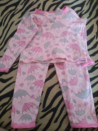 Пижама для девочки 1.5-3 года