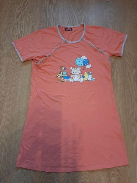 Koszula do karmienia /porodowa XXL