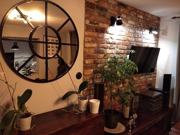 Rama lustro loft vintage