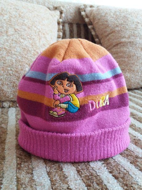 Детская шапочка 2-4г