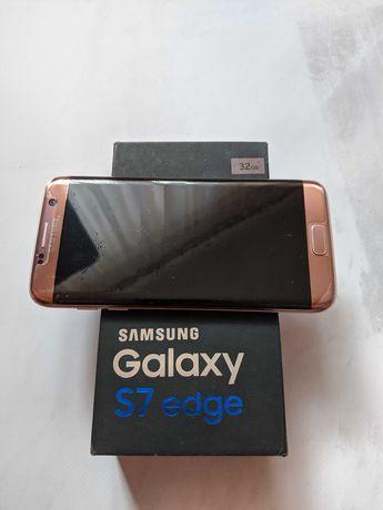 Samsung Galaxy s7 edge Pink Gold różowy 32 GB