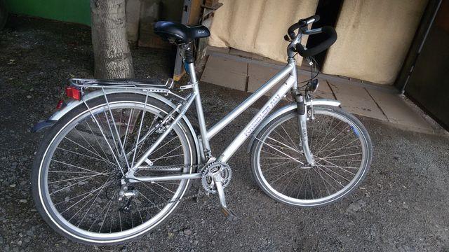 Дорожный велосипед, алюминиевый