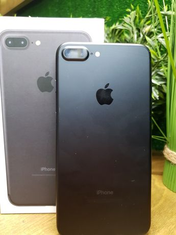 Магазин iPhone 7 Plus 32 Black neverlock Original Гарантия 6мес ИДЕАЛ