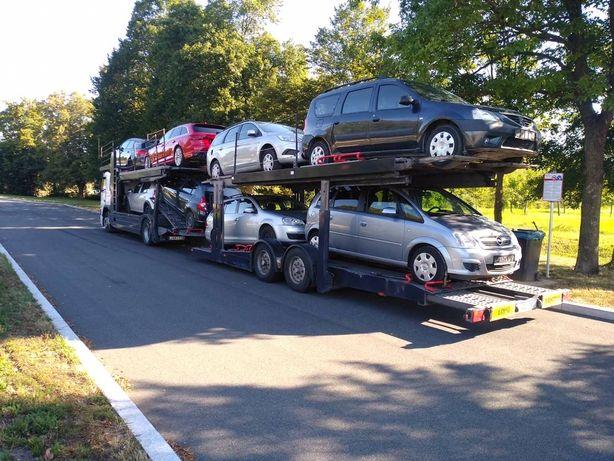 Доставка авто з Європи автовозом