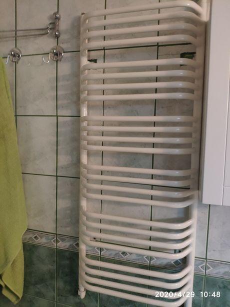 Drabinka łazienkowa grzejnik