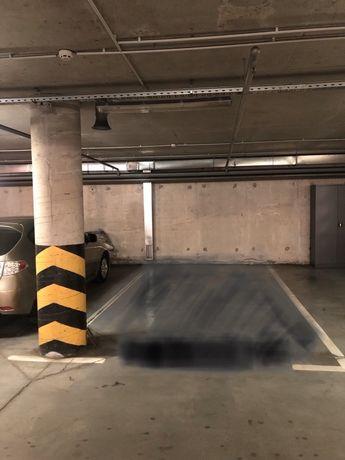 Паркинг в ЖК «Времена года»