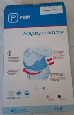 Faxa de suporte lombar para gravidez
