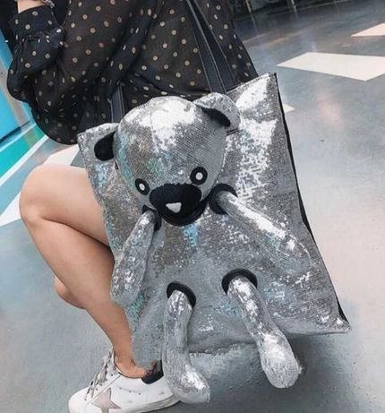 Детская сумочка мишка