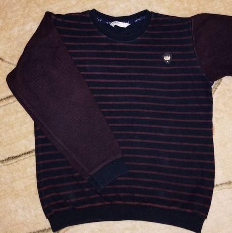 Ciepły sweterek chlopiecy rozmiar 164