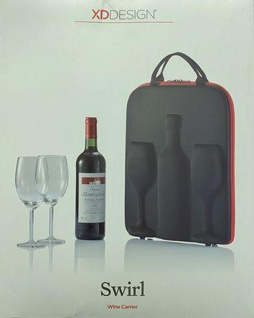Zestaw do wina w org. opakowaniu - nowy