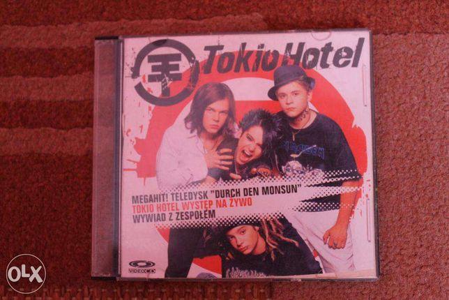 Tokio Hotel plakaty plus płyta