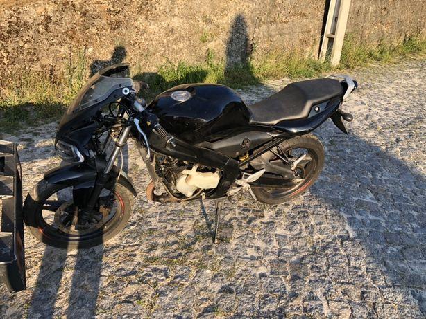 Yamaha tzr am6