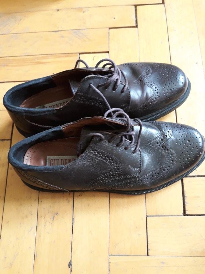 Шкіряні туфлі GULDENBERG Винники - изображение 1