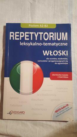 Repetytorium leksykalno-tematyczne - j.Włoski - Poziom A2-B2