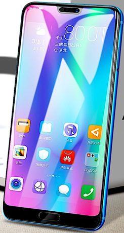 Стекло 9H для Huawei P20 Pro олеофобным покрытием.