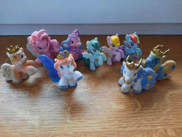 Figurki kucyki pony