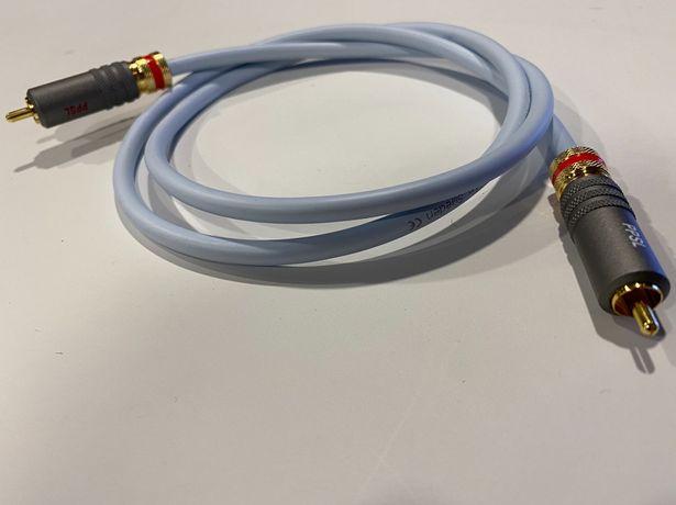 Межблочный кабель Supra DAC-X Audio BLUE 1m