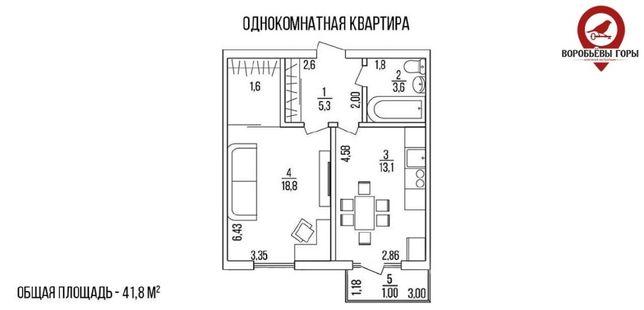 """ЖК """"Воробьевы горы на полях"""" - решение семейного квартирного вопроса!"""