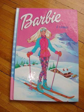 Ksiażka ,,Barbie i zima''