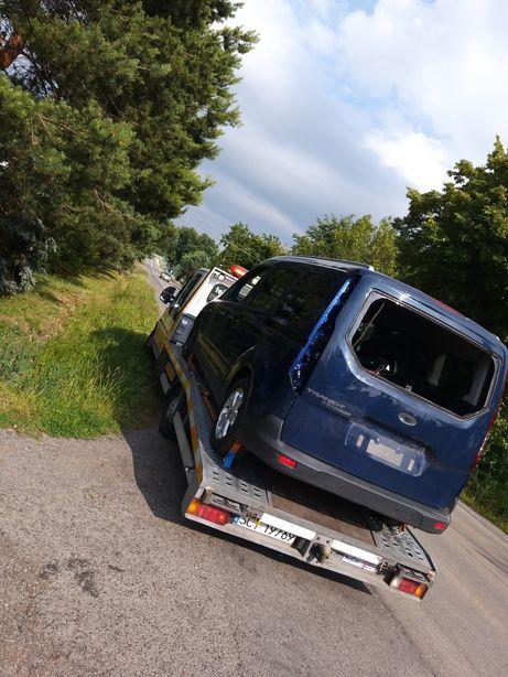 Auto Laweta Pomoc Drogowa 24h-Holowanie Transport