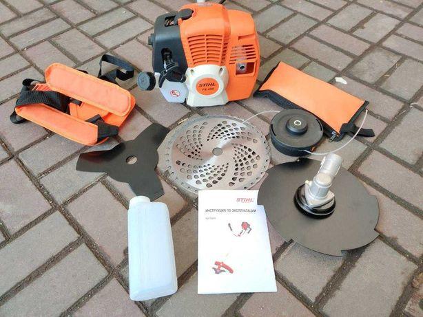 Мотокоса Штиль FS 490 (5,3 кВт) Бензокоса Бесплатная Доставка