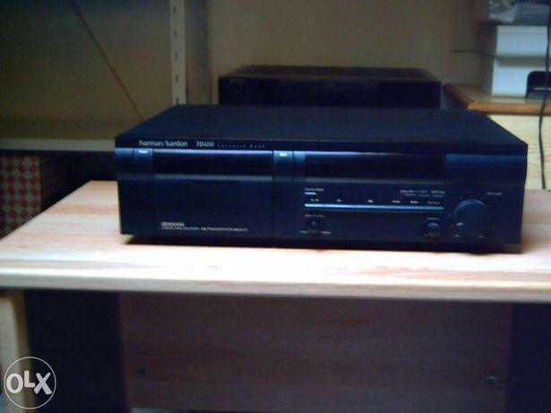 Reprodutor gravador de Cassetes
