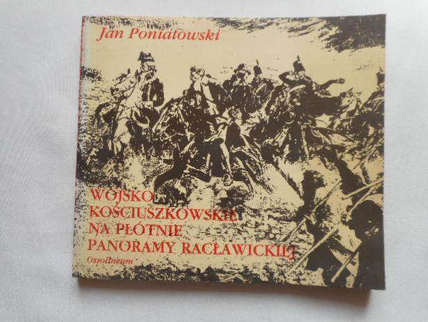 Wojsko Kościuszkowskie na płótnie Panoramy Racławickiej