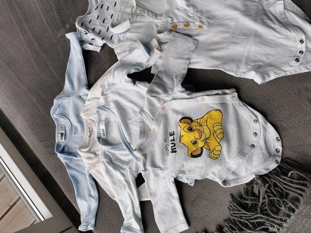 Ciuszki niemowlęce 62-68