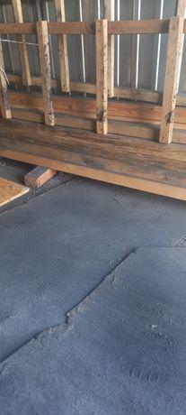 Belki Drewniane Kantówki