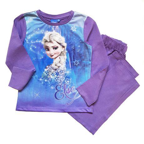 Пижама на девочку Disney с Эльзой фрозен ледяное сердце 110 см 5 лет