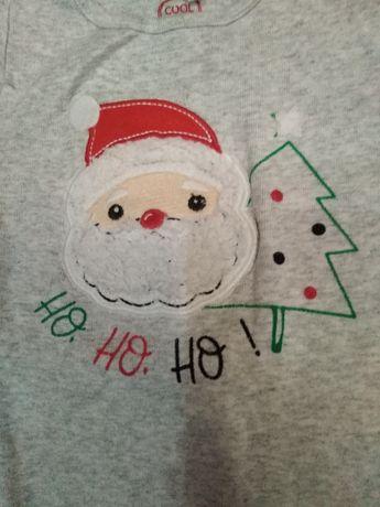 Body świąteczne z Mikołajem COOL CLUB