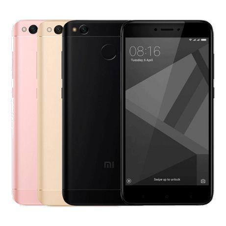 Смартфон Xiaomi Redmi 4X 2/16GB 3/32GB Black 13мп 4100мАч