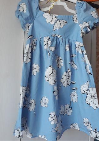 Zara платье 122 р.