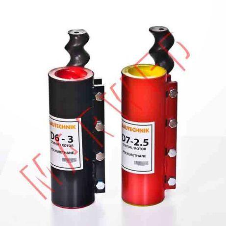 Pompa-Szneka D6-3, D7-2,5