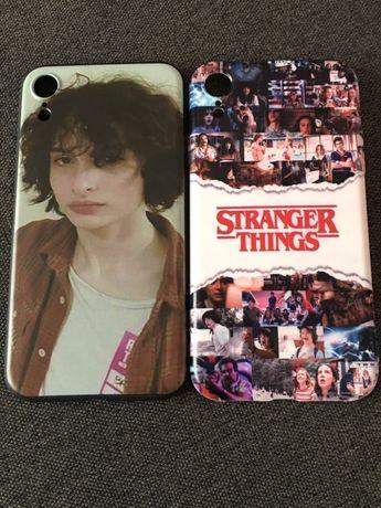 Etui case Finn Wolfhard Stranger Things nowe iPhone Xr