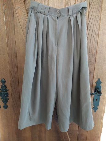 Kuloty 40 l spodnico-spodnie szerokie brąz