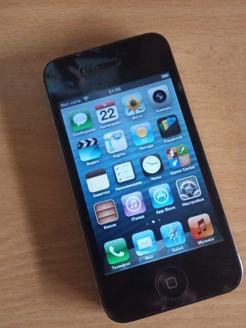 Продам iPhone 4 CDMA black