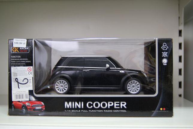 Samochód na akumulator na radio Mini Cooper