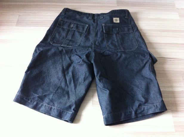 spodnie krótkie LEE