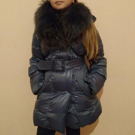 Зимнее пальто одеяло на пуху,пуховик Savage р.42