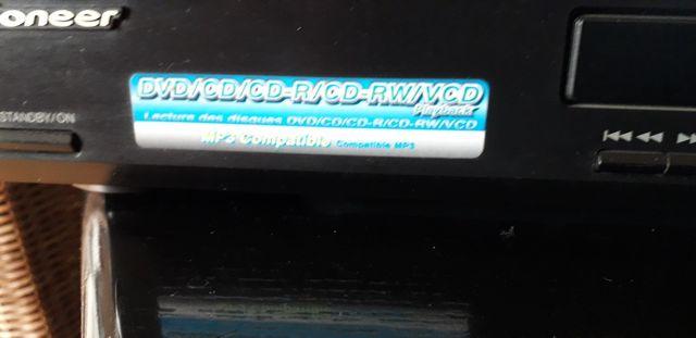 Odtwarzacz DVD Pioneer DV 350