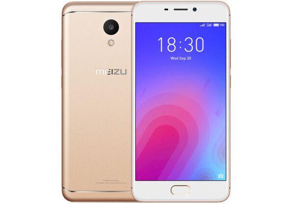 Новий запакований Meizu M6 2/16Gb Gold