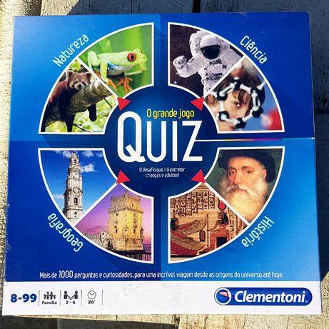 O Grande Jogo Quiz - Selado