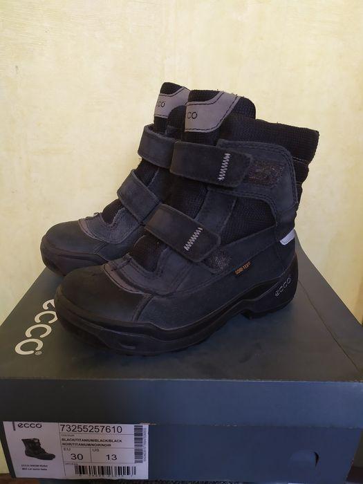 Детская обувь Ecco Степова - зображення 1