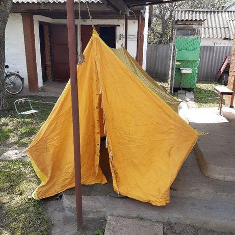 Продам палатку 4-х местную отечественную