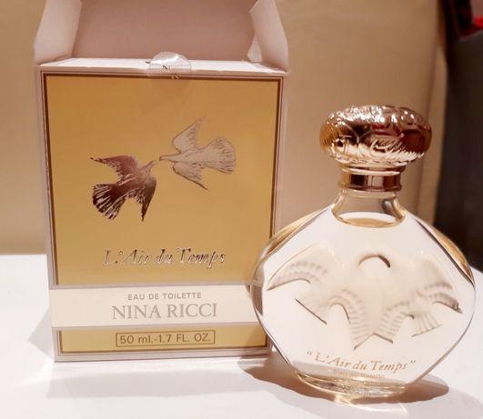Продам винтажный парфюм Nina Ricci, аромат L`Air duTemps