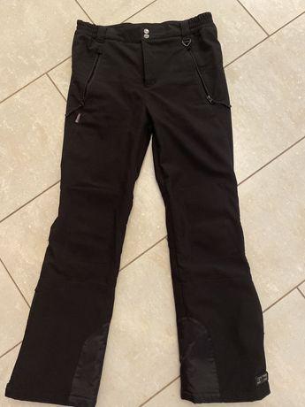 Killtec spodnie zimowe, Narty/sanki/snowboard softshell S  jak nowe