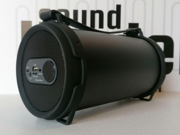 Tuba głośnik bluetooth bezprzewodowy radio budowlane odtwarzacz mp3