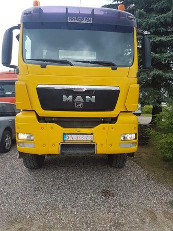 MAN TGS  440 4x4 MOSTY + ResoR