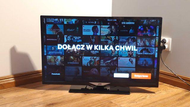 Tv Led  Full  Hd 32 JVC smart tv